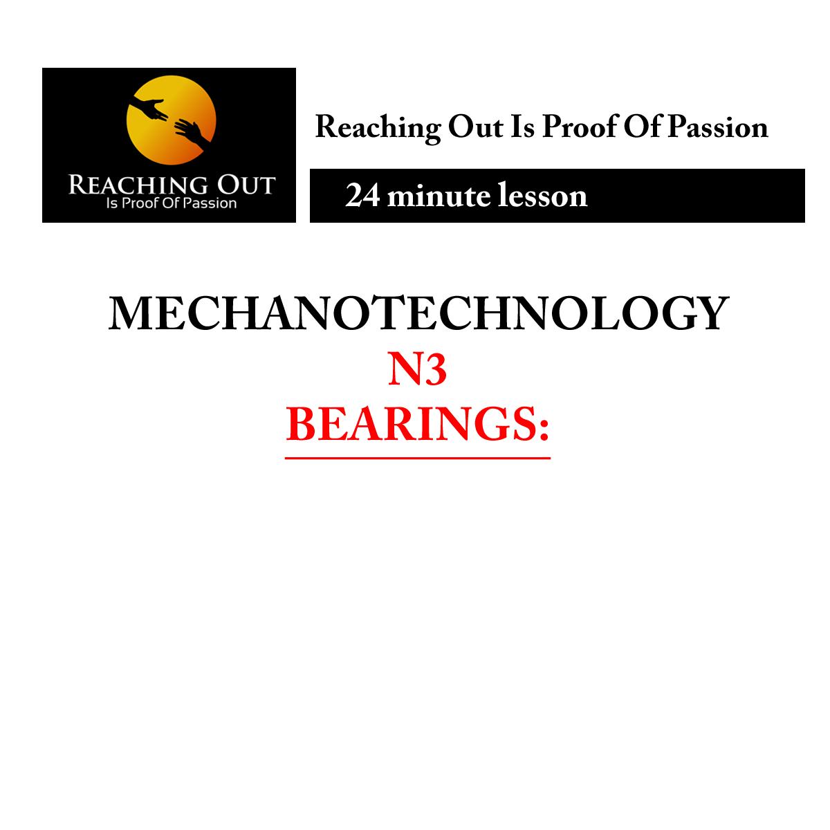 definition of mechanotechnology