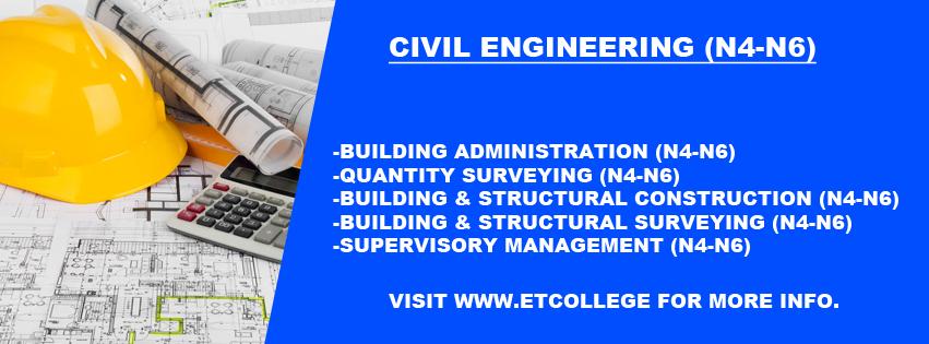Civil Engineering N4-N6