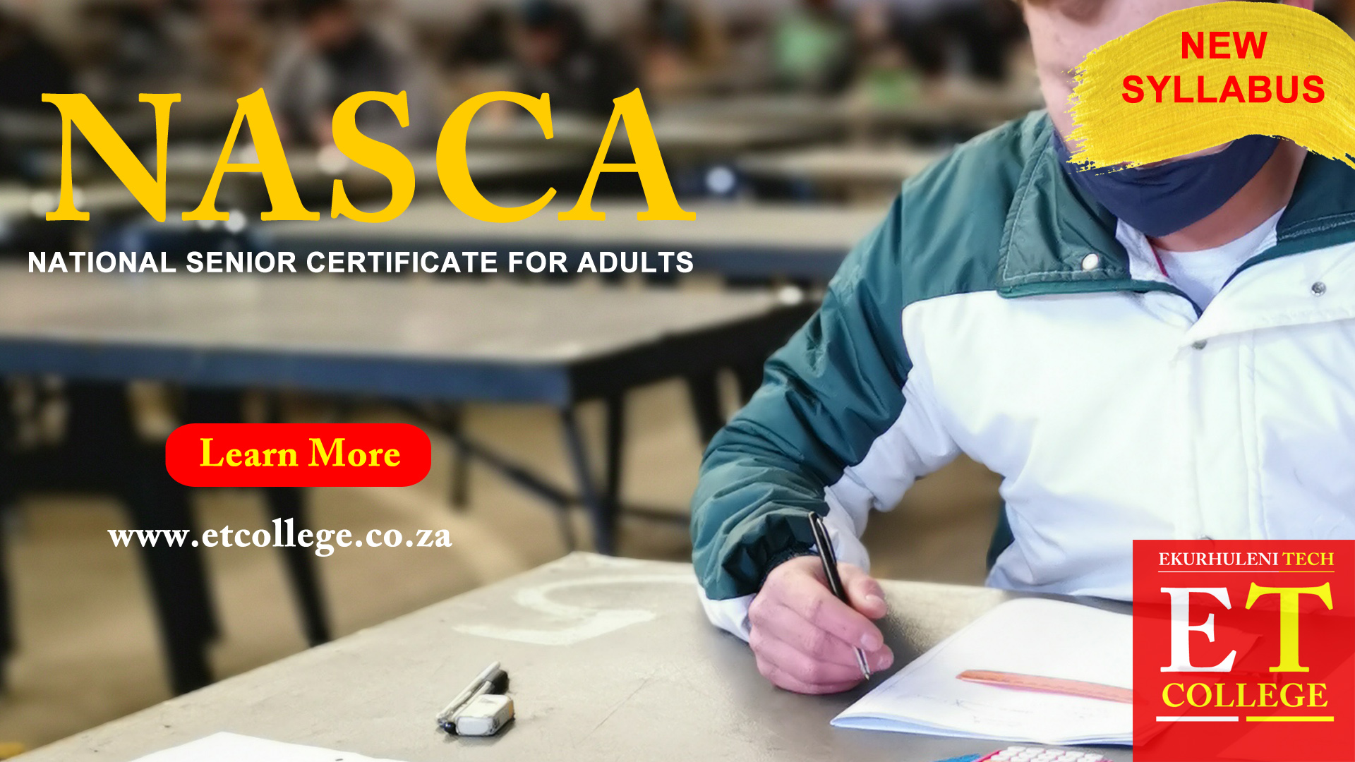 What Is Nasca National Senior Certificate For Adults A New Adult Matric