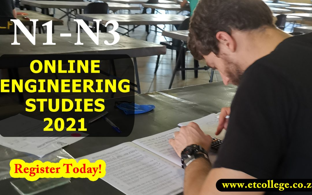 ELECTRICAL AND MECHANICAL ENGINEERING N1-N3 QUALIFICATION ONLINE IN 2021